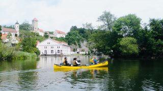 Kanuverleih Donau - 05