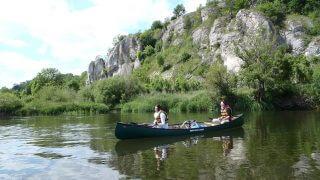 Kanuverleih Donau - 07