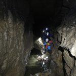 Falkensteiner Höhle - Höhlengang