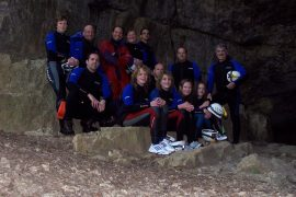 Falkensteiner Höhle - Höhlentouren