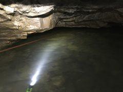 Falkensteiner Höhle - Siphon 1.