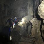 Falkensteiner Höhle - Taufbecken