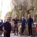 Falkensteiner Höhle - Tourstart