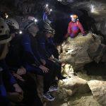 Falkensteiner Höhle - Unterwegs