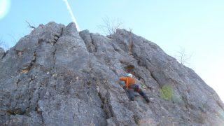 Header Klettern und Abseilen