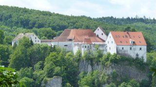 Jugendherberge - Burg Wildenstein