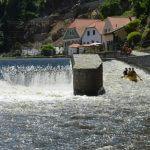 Kanutour Moldau-Flossgasse - Cesky Krumlov