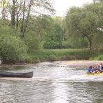 Kanutour Ognon Bootsrutsche Villersexel