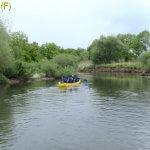 Kanutour Ognon vor Pont sur l´Ognon