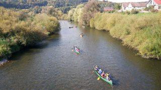 Klassenfahrt - Donau-bei Zell
