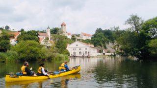 Kanutour Donau 06