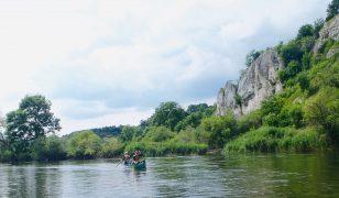Kanutour Donau 01
