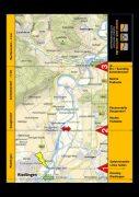 Kanutour Flusskarte 01