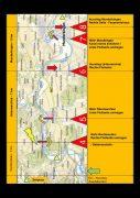 Kanutour Flusskarte 02