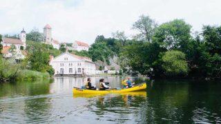 Kanuverleih Donau