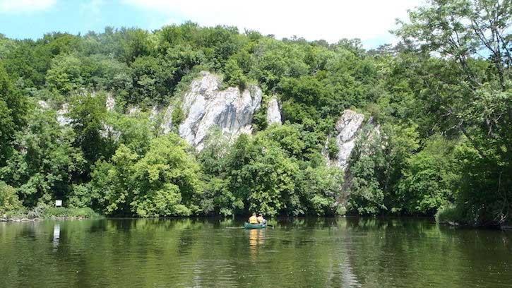 Kanuverleih Donau Tour 1