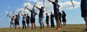 Bogenschießen - Teambuilding